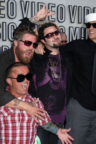 The Cast of Jackass 3D @ the 2010 এমটিভি Video সঙ্গীত Awards