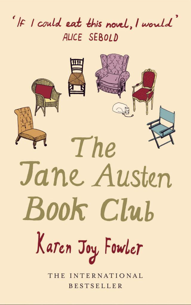 The Jane Austen Book Club - the-jane-austen-book-club fan art