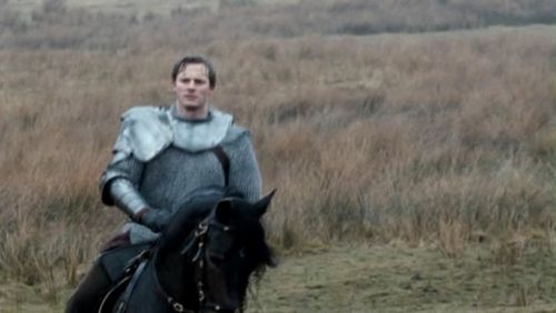 Arthur Pendragon wallpaper containing a horse wrangler and a horse trail titled The Tears of Pendragon Part1