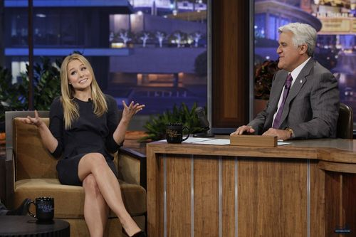 The Tonight tampil with jay Leno