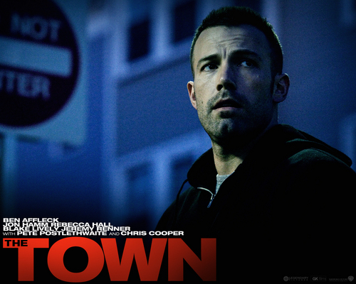 The Town - 바탕화면 - Ben Affleck