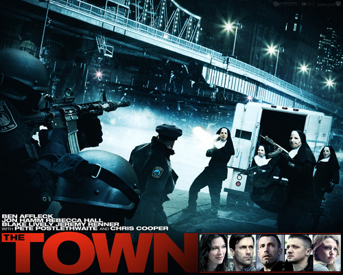 The Town - 壁紙