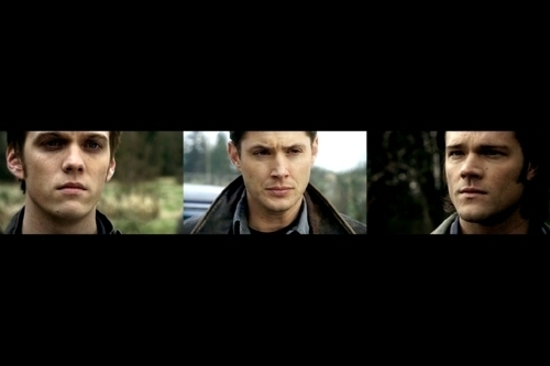 The Winchester brothers<3