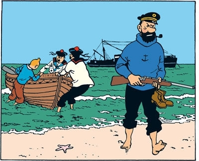 Tintin - tintin Photo