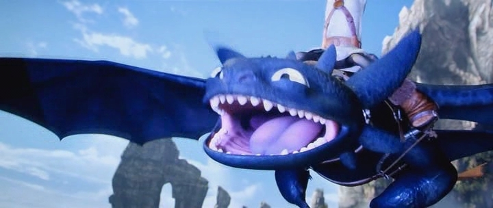 how to train your dragon toothless images