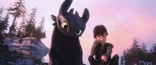 How To Train Your Dragon Wallpaper With A Totem Pole Titled Toothless Snapshots