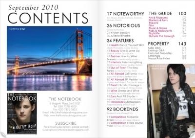 ক্রিস্টেন স্টুয়ার্ট দেওয়ালপত্র entitled UK Magazine