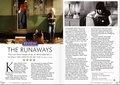UK Magazine  - the-runaways-movie photo