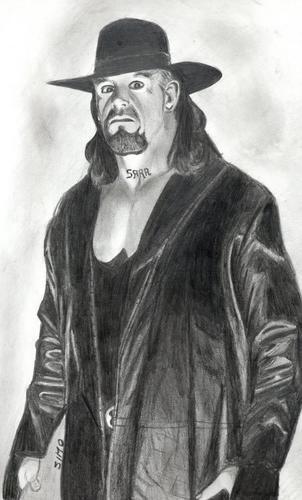 Undertaker Sketch