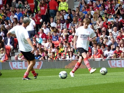 United Relief Charity Match - arthur-pendragon Photo