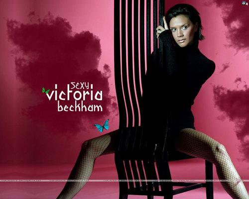 Victoria Beckham wallpaper called VB