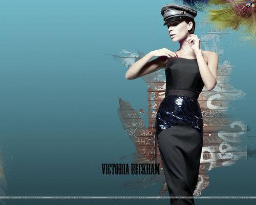 Victoria Beckham wallpaper entitled VB