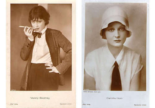 Valery Boothby & Camilla Horn