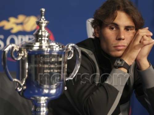 Why is Rafa so sad?