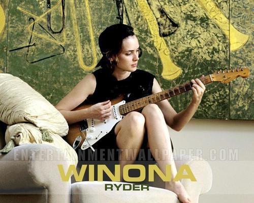ウィノナ・ライダー