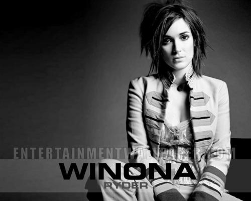 Winona Ryder wallpaper possibly containing a well dressed person and a portrait called Winona Ryder