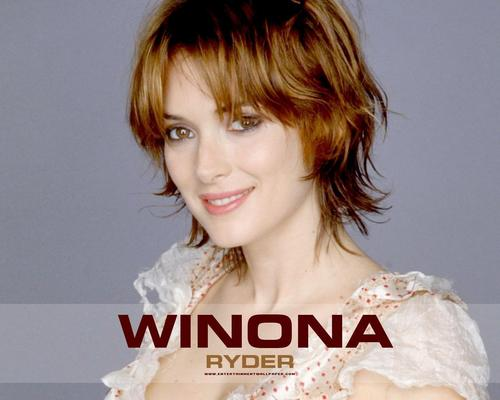 Winona Ryder wallpaper containing a portrait titled Winona Ryder
