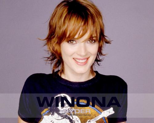 Winona Ryder wallpaper with a jersey entitled Winona Ryder