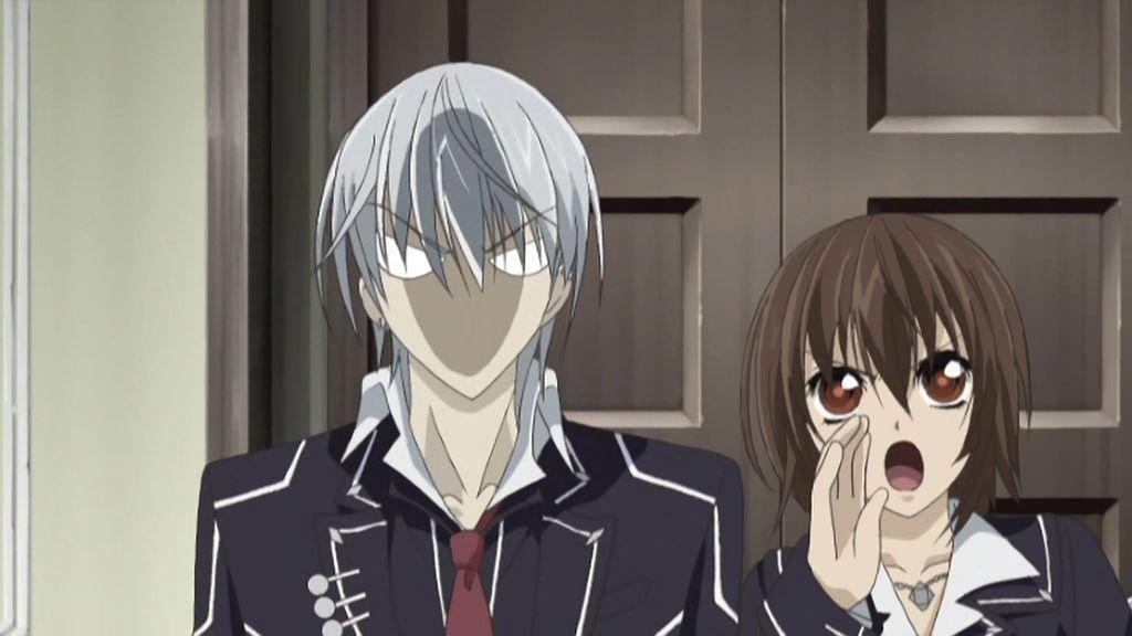 Zero and Yuuki - Vampire Knight - Yuki + Zero Image ...