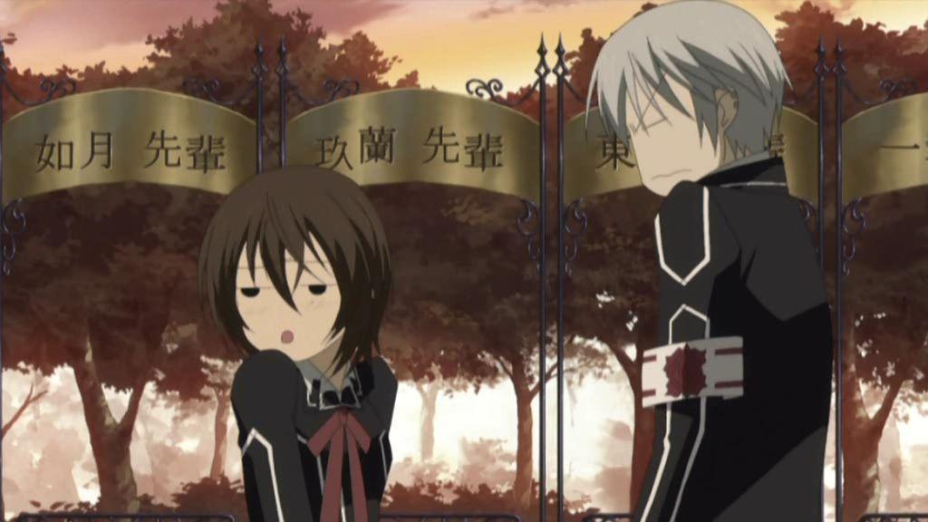 vampire knight yuuki vampire. Zero and Yuuki