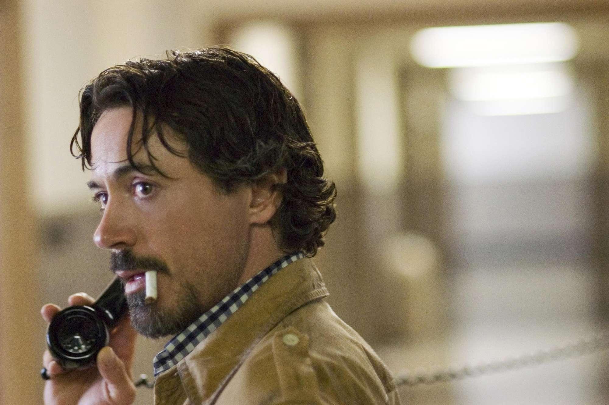 Zodiac Movie Robert Downey Jr Zodiac - Robert Downey...