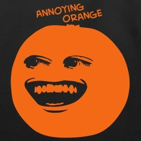 annoying naranja