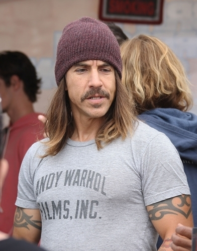 anthony kiedis essay Free anthony papers, essays, and research papers anthony kiedis, lead singer of the american band red hot chili peppers, was blatant about his drug addiction.