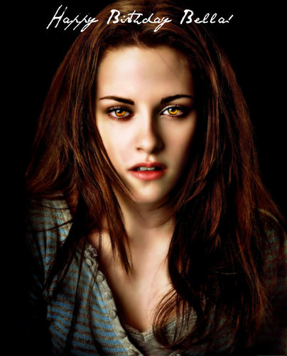 bella  as a vampire - bella-swan Photo