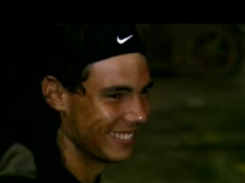 rafael nadal wallpaper. black - Rafael Nadal Wallpaper