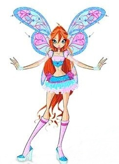 Winx Club hình nền probably with anime entitled bloom believix s2