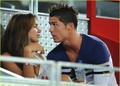 cristiano ronaldo irina shayk basketball game 2 - cristiano-ronaldo photo