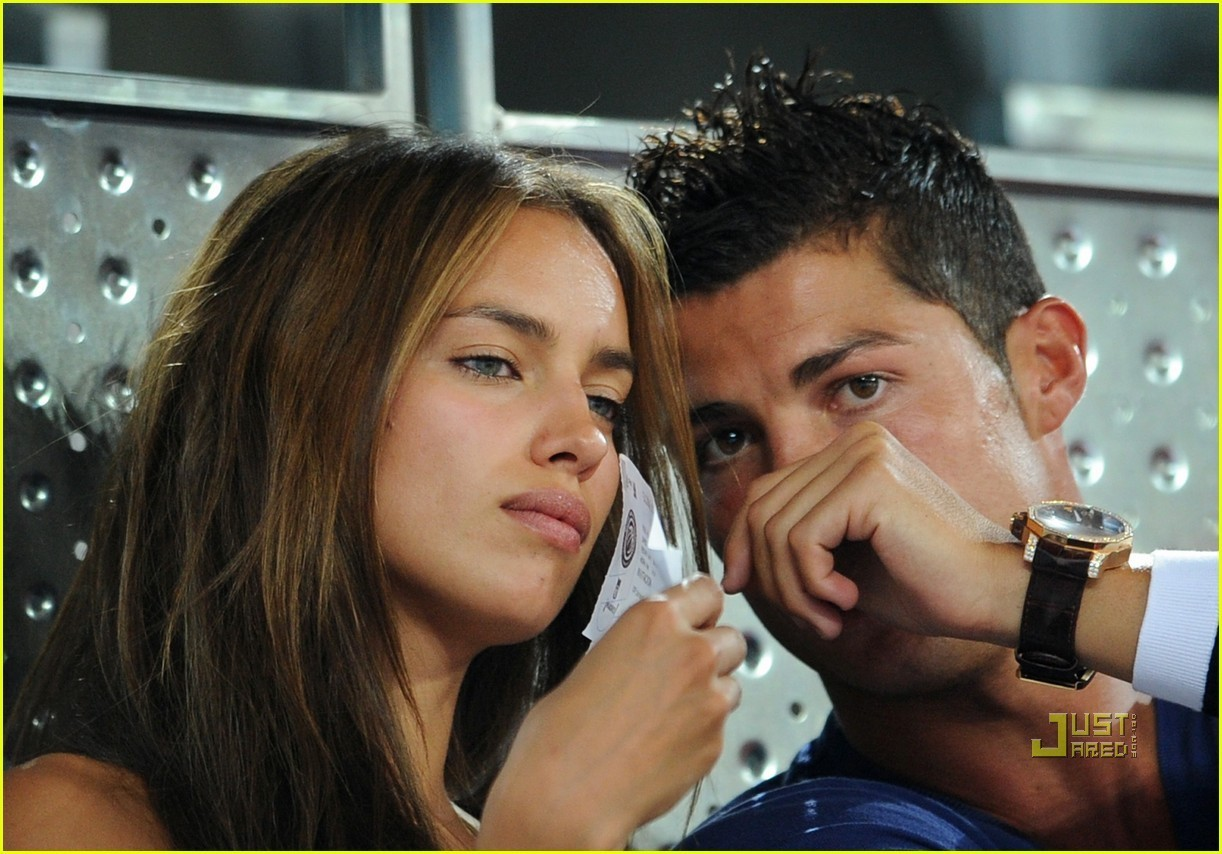 Cristiano Ronaldo Girlfriend Irina