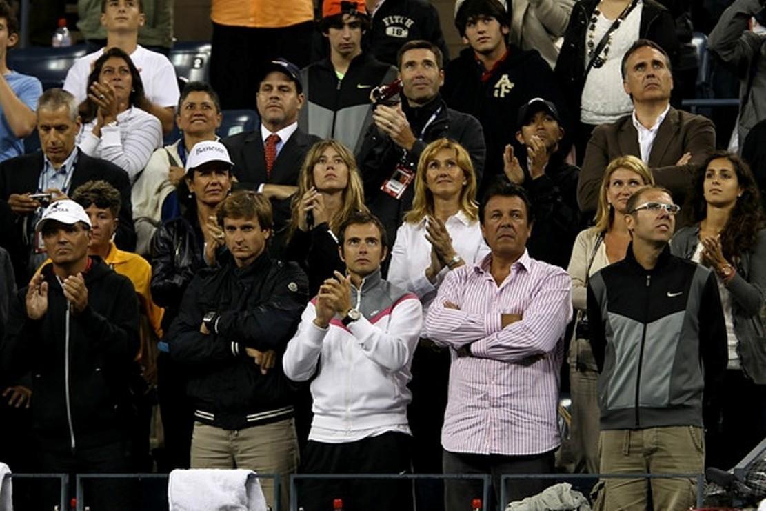 family at US Open final - Rafael Nadal Image (15570445 ...