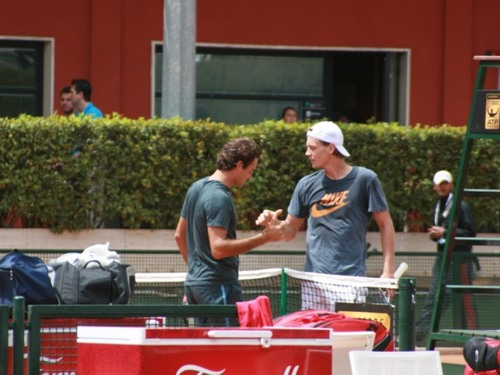 federer and berdych