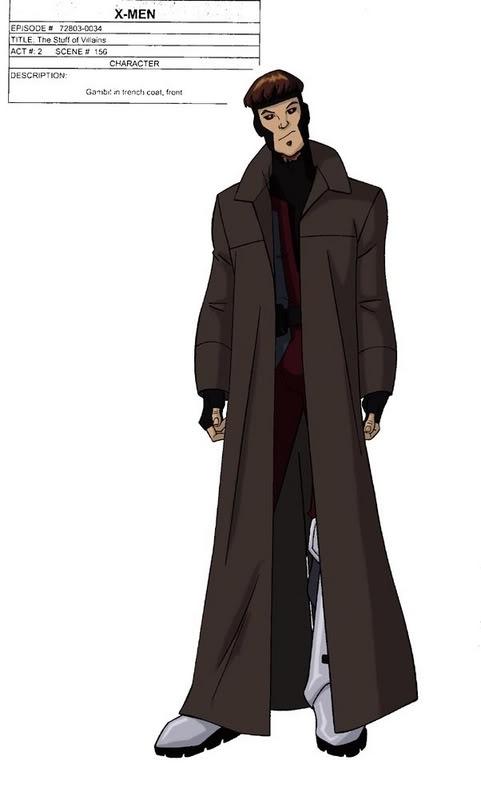 gambit x men evolution -#main
