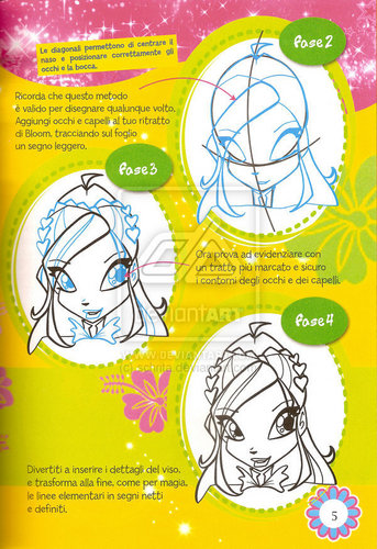 how to draw winx - the-winx-club Fan Art