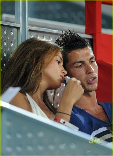 amor ronaldo and irina