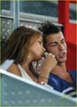 love ronaldo and irina - cristiano-ronaldo photo