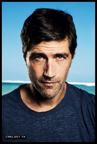 Lost wallpaper possibly with a portrait titled matthew fox- Entertainment Weekly Photoshoot Outtakes