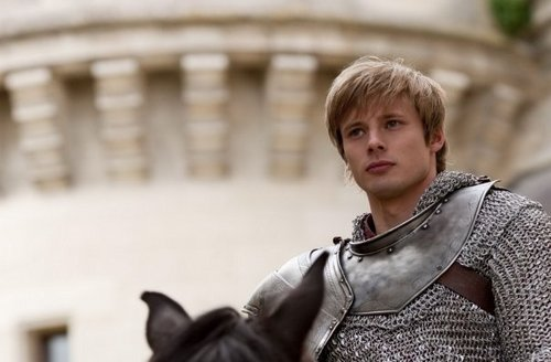 merlin - arthur-pendragon Photo
