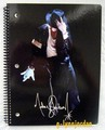 my mj notebooks - michael-jackson photo