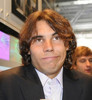 Rafael Nadal photo with a business suit titled rafa face