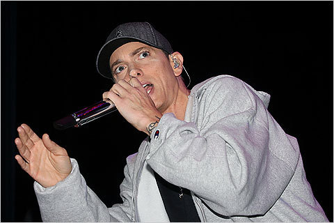 random cool pix of eminem