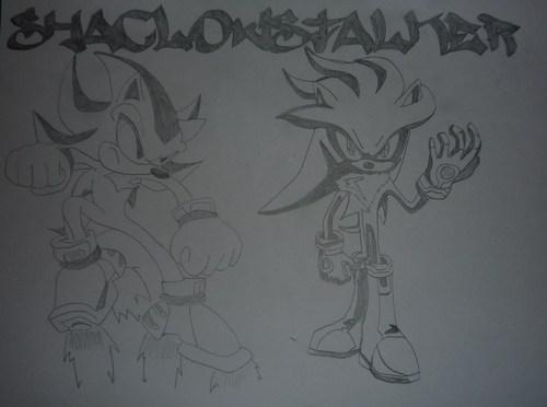 shadow & silver