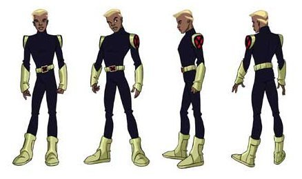 X Men Evolution Characters Profiles Black Characters in Vi...