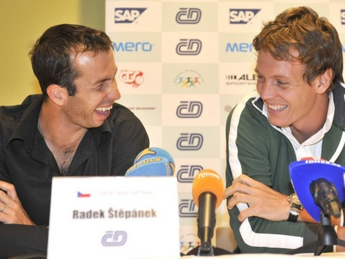 stepanek and berdych