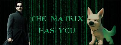 tre matrix has آپ