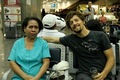 w. Host Mother - Rio May 2010 - jason-mraz photo