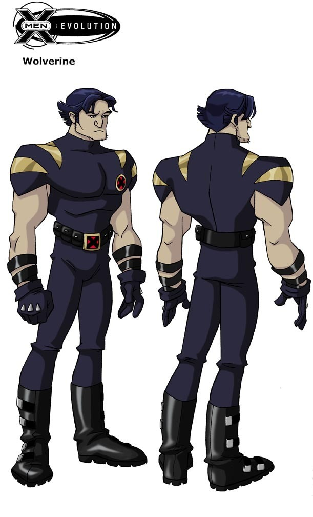 X Men Evolution Future Spike much more functional