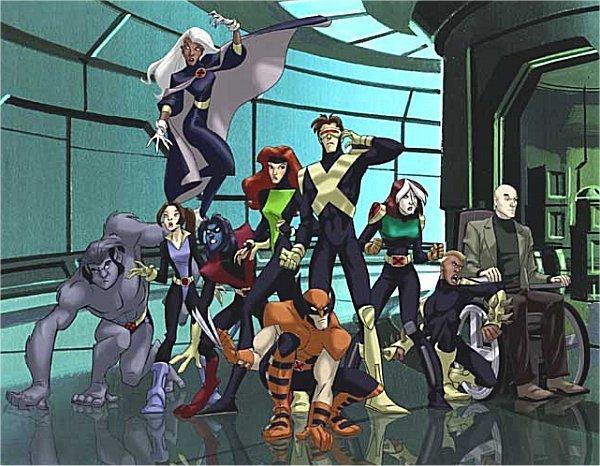 X Men Evolution Characters X Men Evolution Foto 15526487